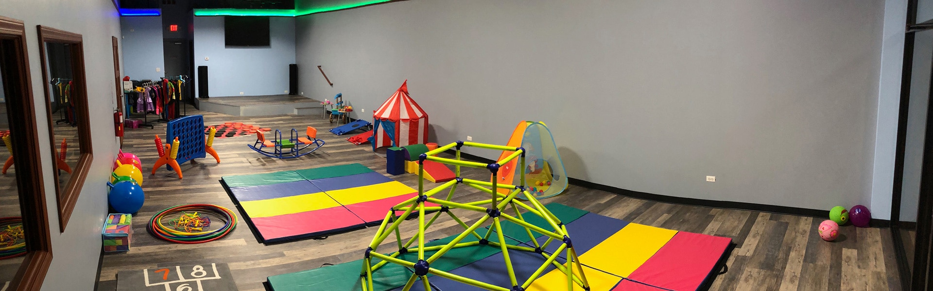 The A's Club - Toddler Play Area