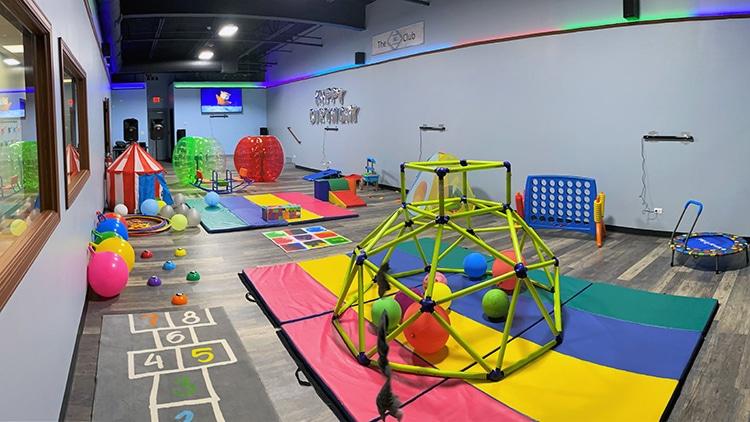 The A's Club Facility