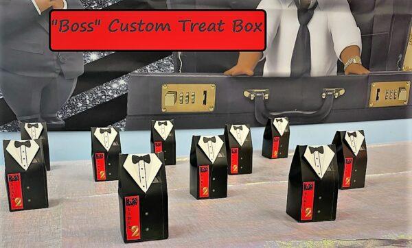 Boss Custom Treat Box