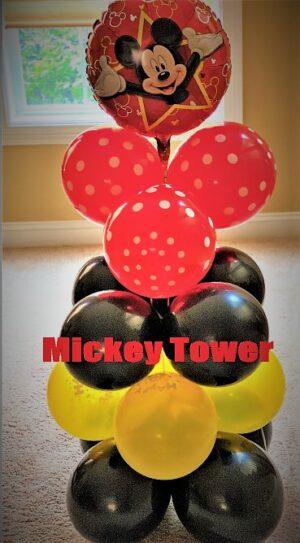 Custom Mickey Tower