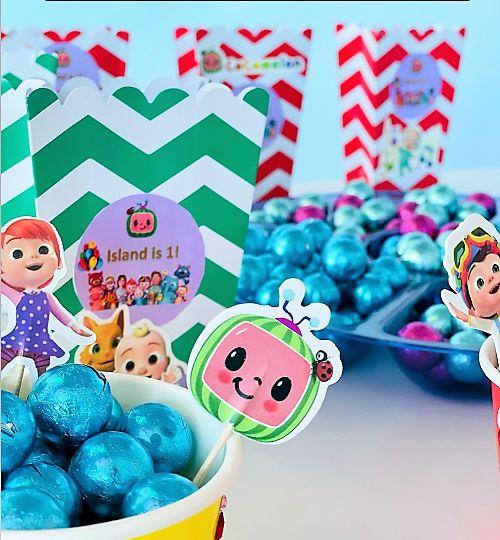 Custom Candy Box