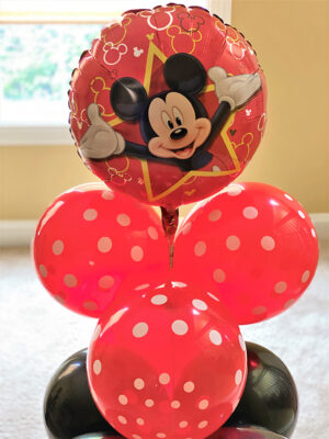 Custom Mickey Centerpiece